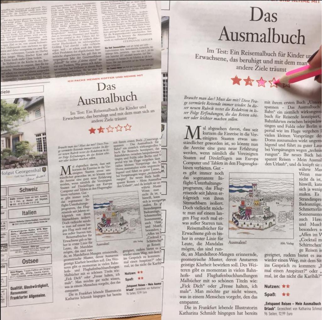 In der Frankfurter Allgemeinen Sonntagszeitung: