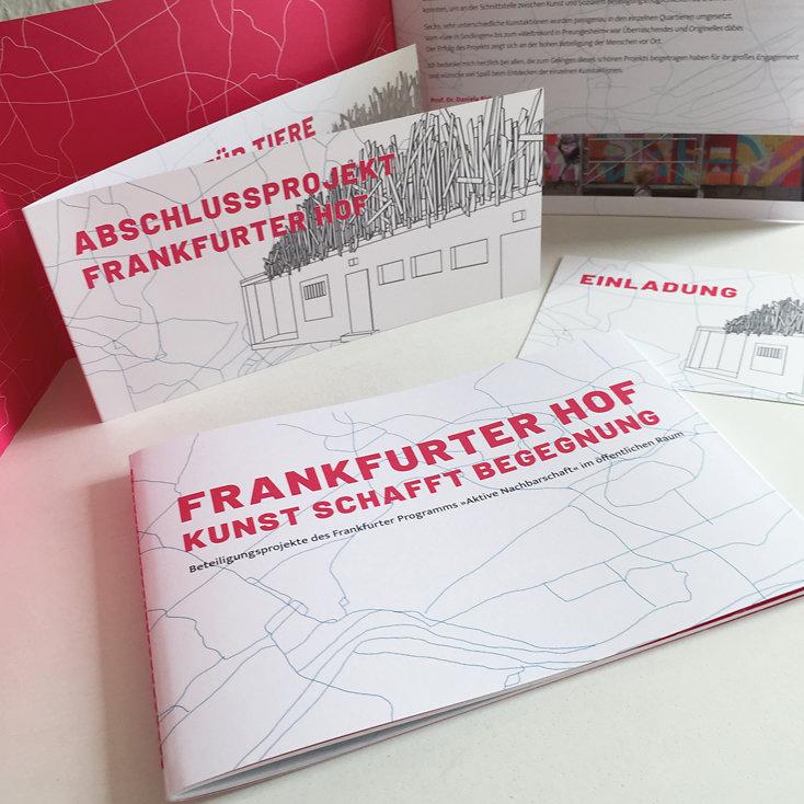 Broschüre »Frankfurter Hof«
