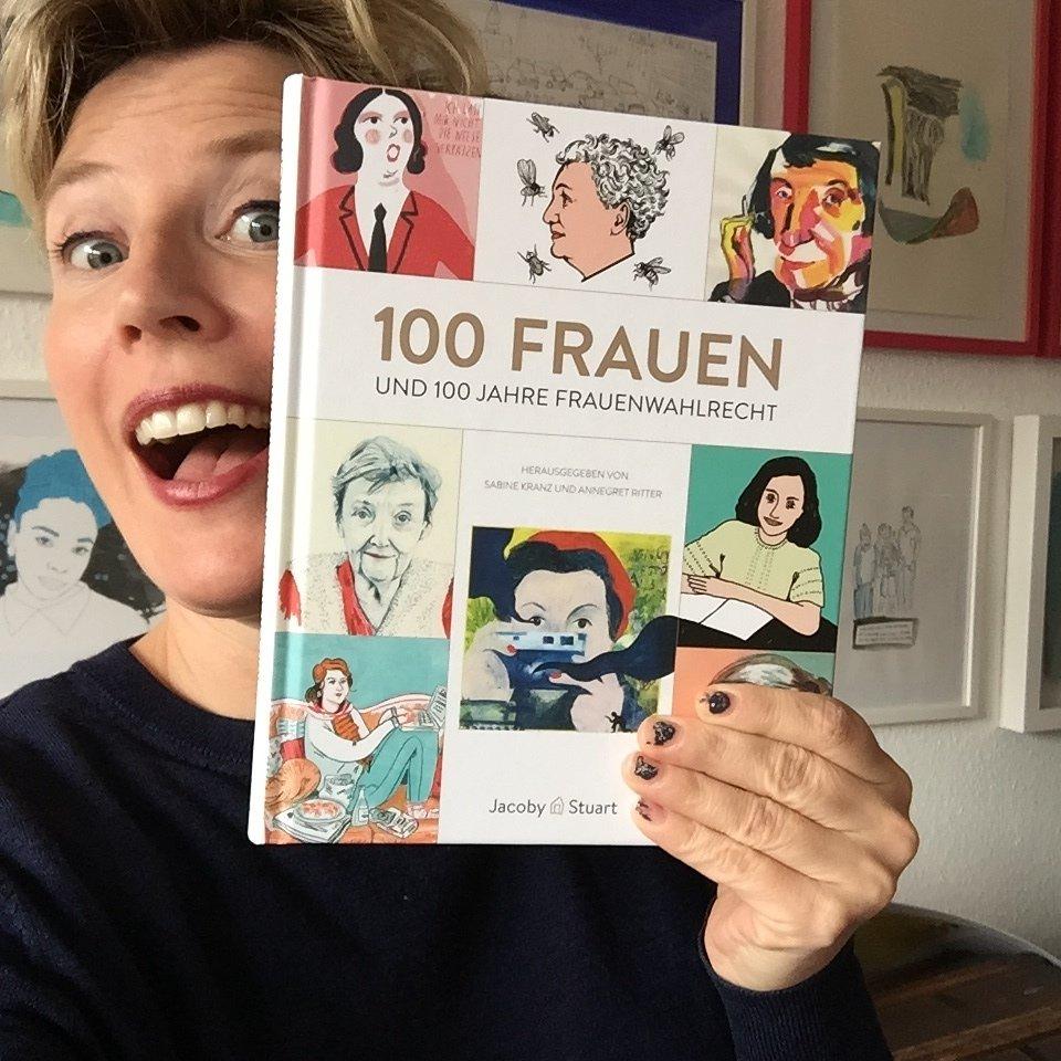»100 Frauen. 100 Jahre Frauenwahlrecht.«